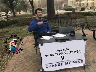 E AGORA CHAT? - meme