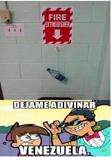 creo que es venezuela - meme