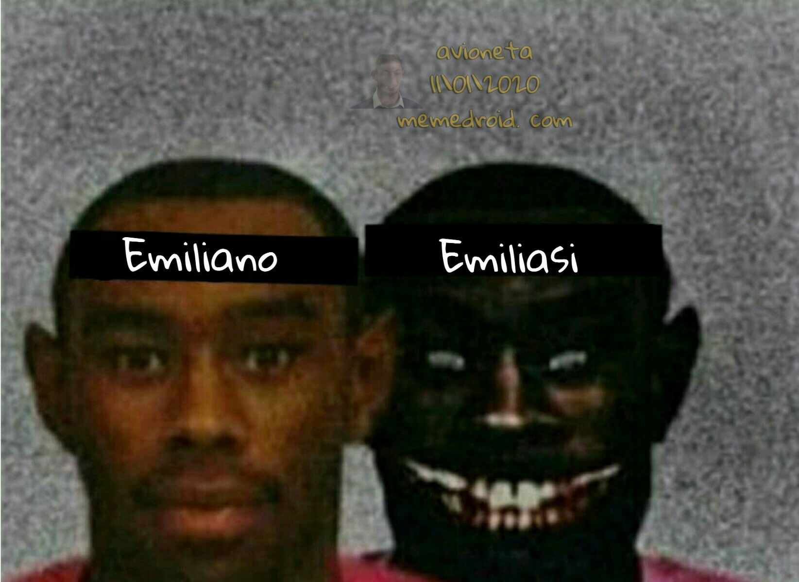 Emilia,  no! - meme