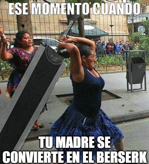 Espada Matadragones - meme