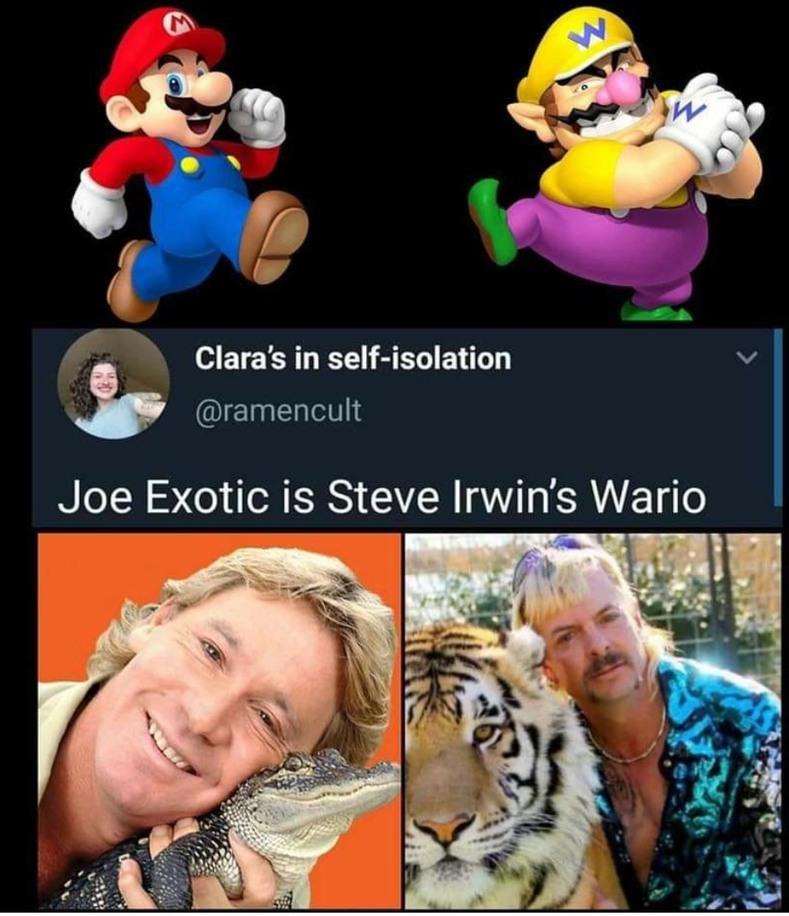 Steve and Joe - meme