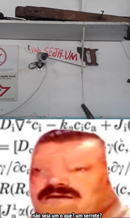 Serrote - meme