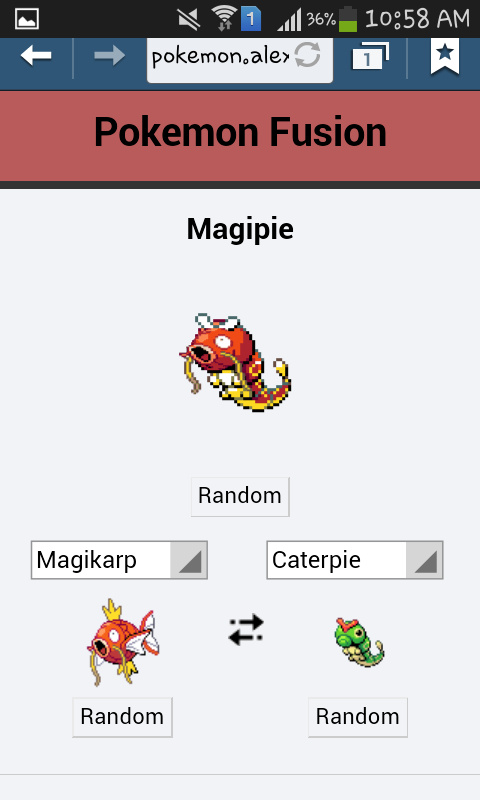 O pokemon mais inútil - meme