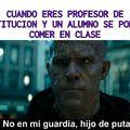 Noooo profesor