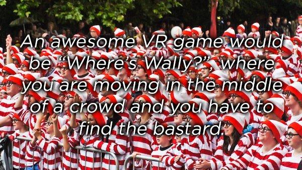 Waldo VR - meme