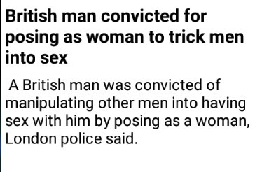 Instead of Florida Man why not British Man - meme
