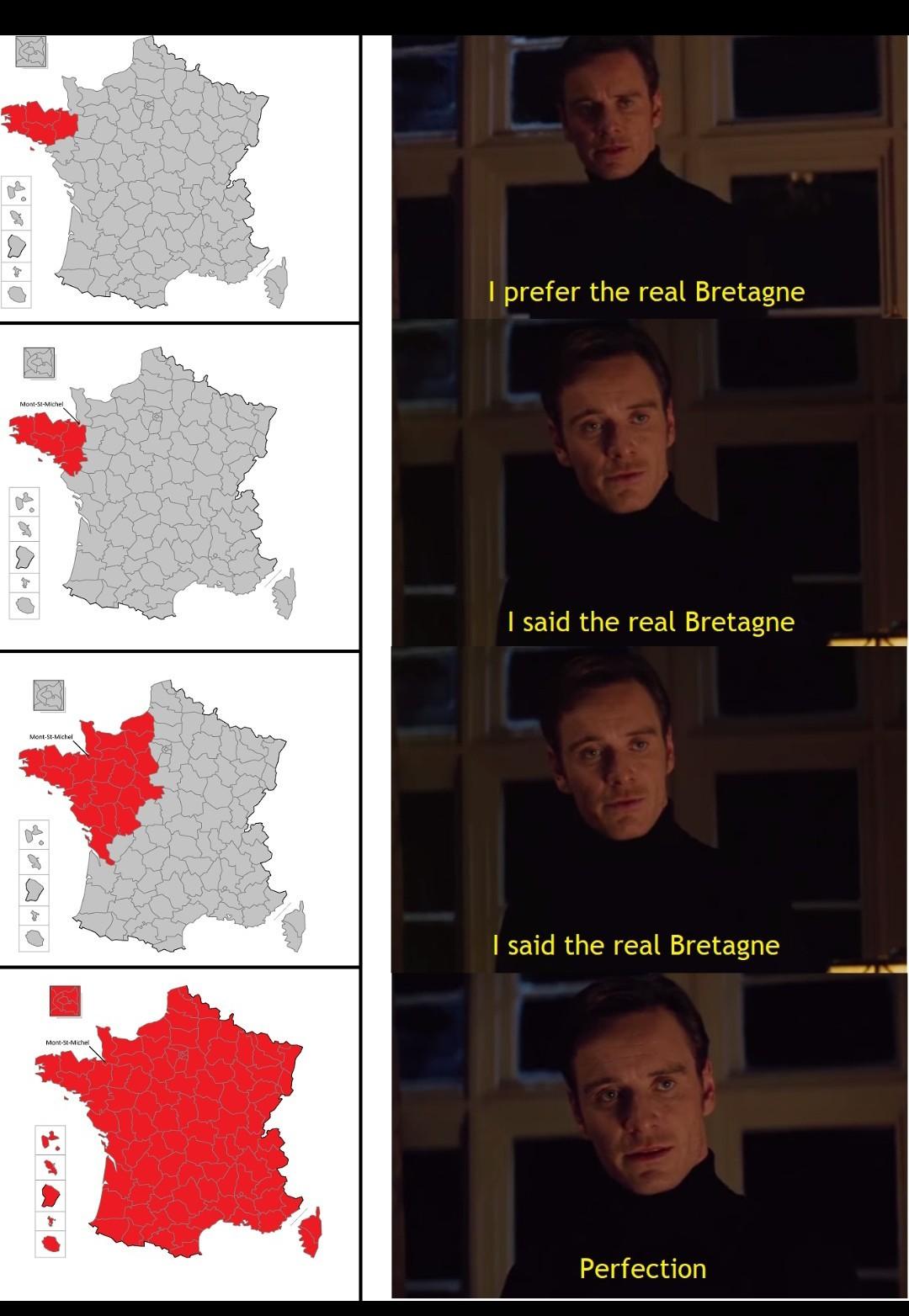 Ce que les bretons rêvent chaque nuit - meme