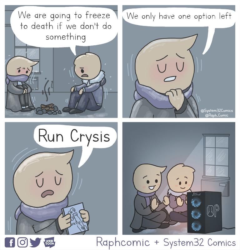 Last Resort [OC] - meme