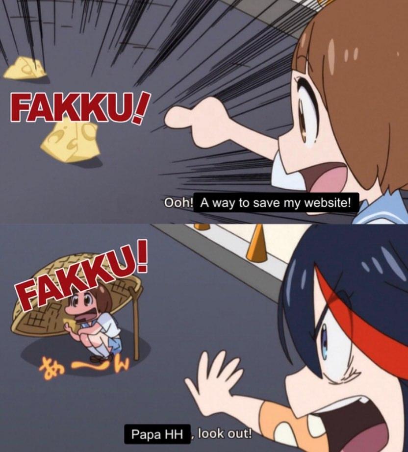fEAkku - meme