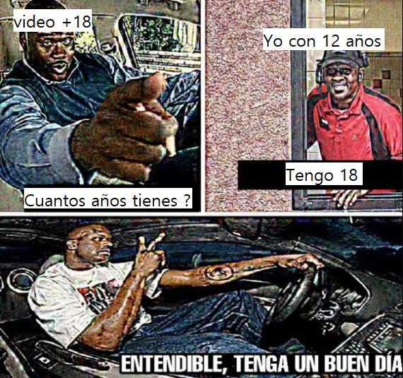 Video +18 - meme