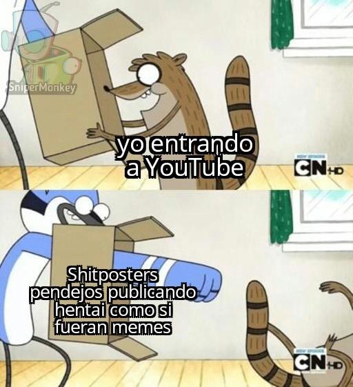 Pinches virgenes - meme