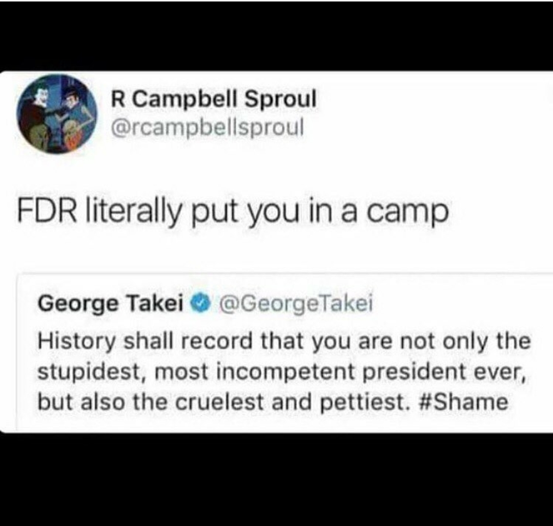 Makes FEMA camps look like a cakewalk - meme