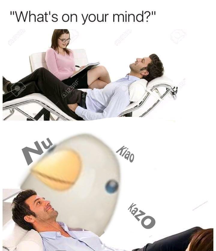 Kiao - meme