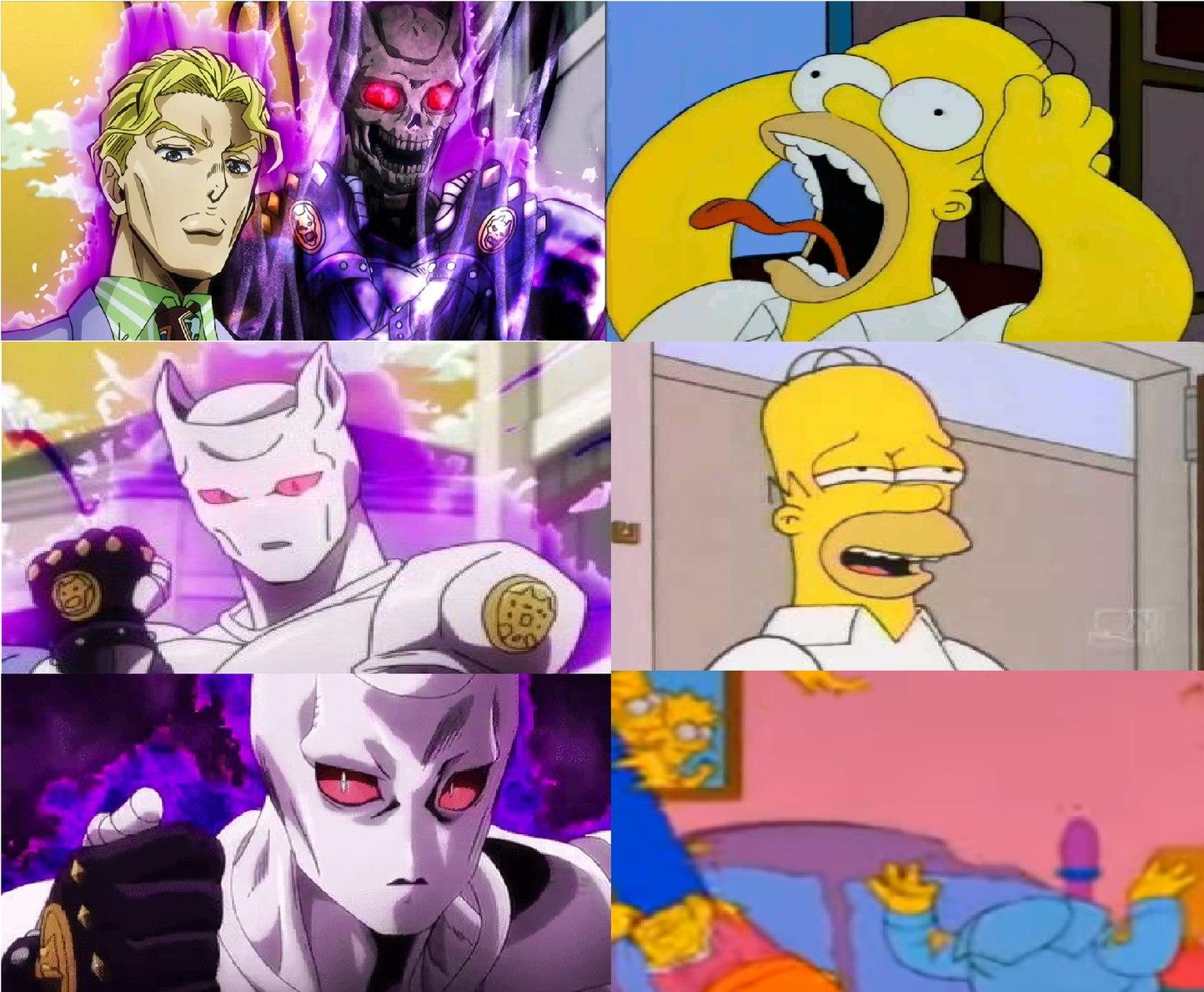 Muerte de Homero: Hecho en medio de un examen - meme