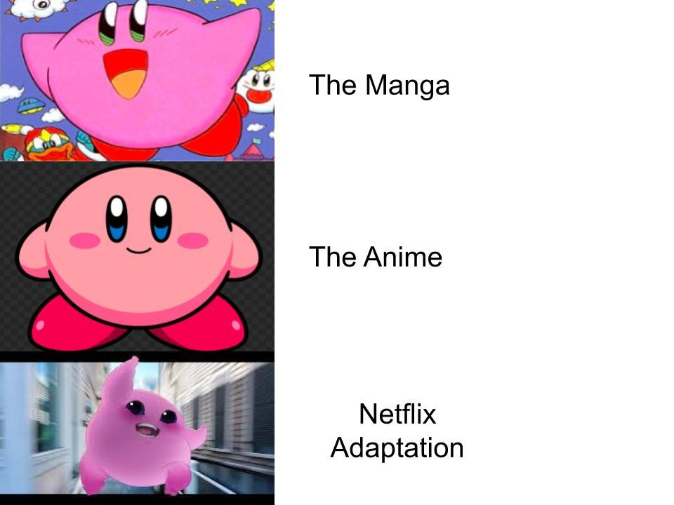 Kirby meme