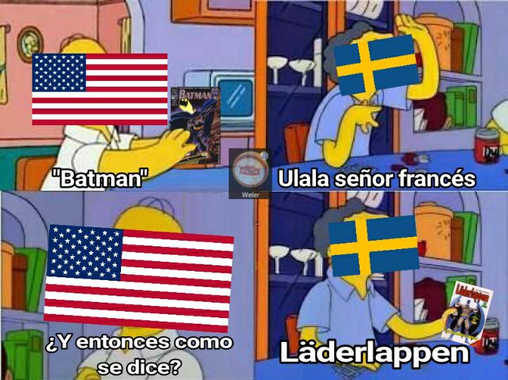 Esta Suecia - meme