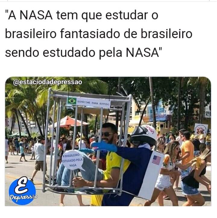 Qual o limite do brasileiro ? - meme
