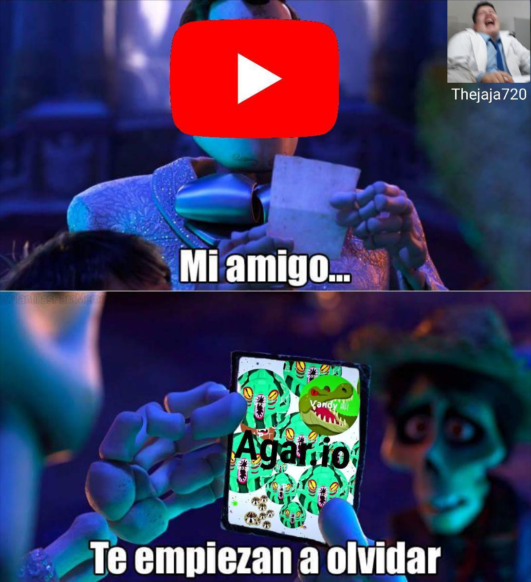 Los tiempos - meme