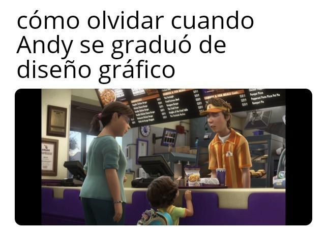 Ese andy - meme