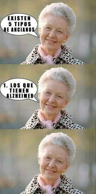 abuelas equisde - meme