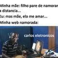 Carlos eletrônicos