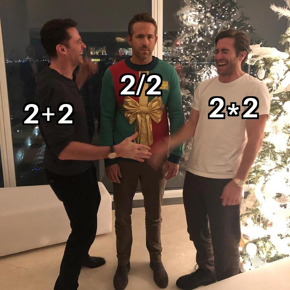 It's simple maths - meme