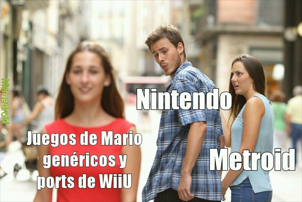 Nintendo - meme
