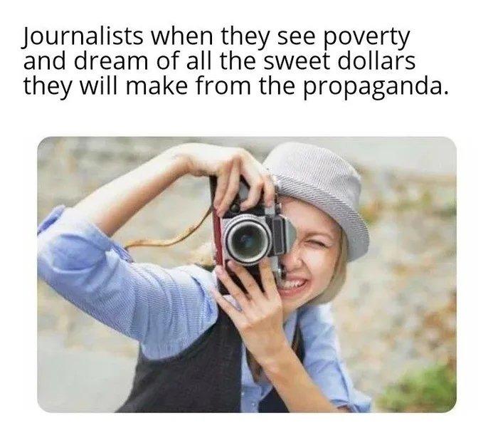 Journalism - meme