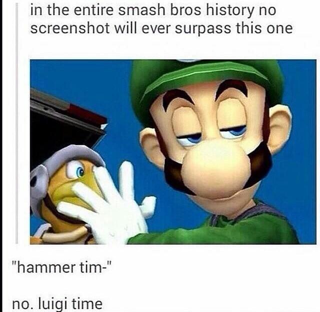 Mc Luigi? - meme
