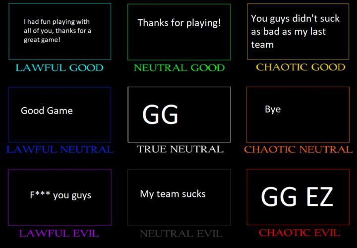 GG EZ - meme