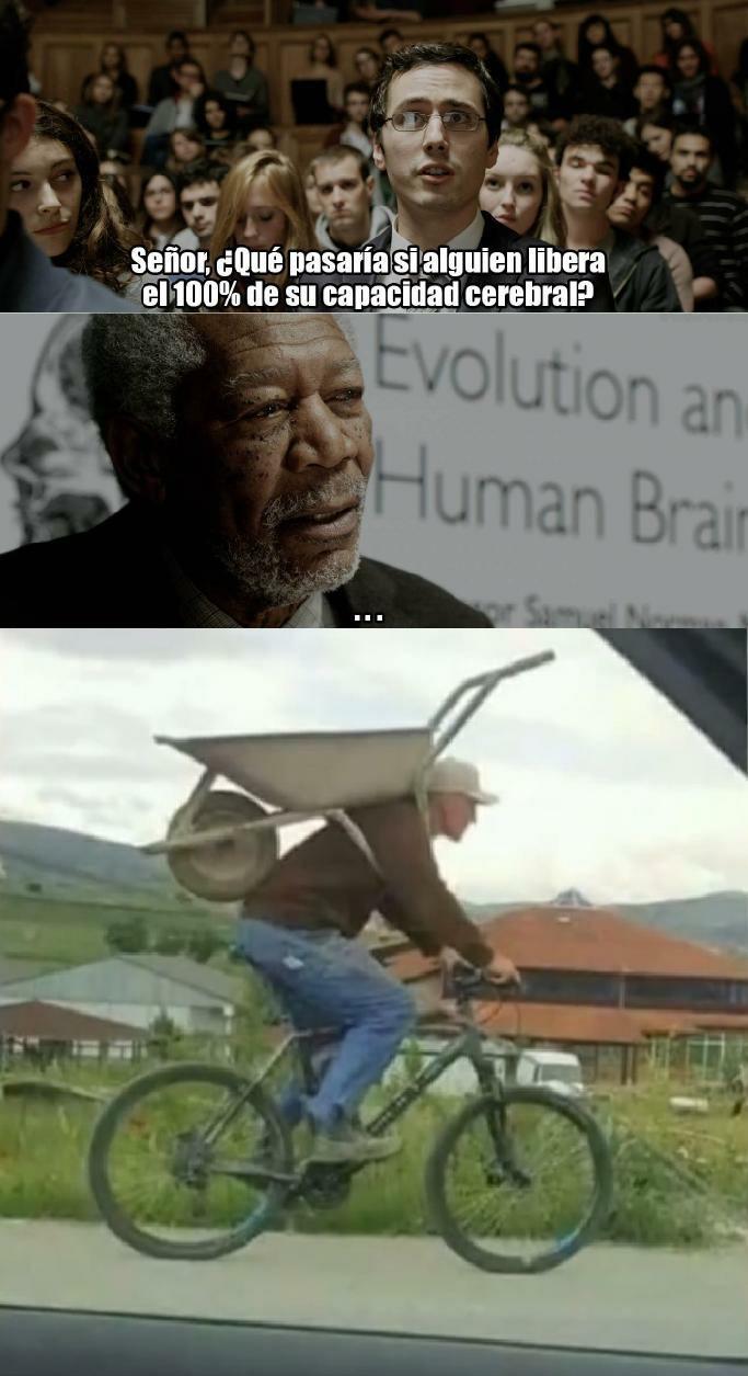 Inteligencia 100 - meme