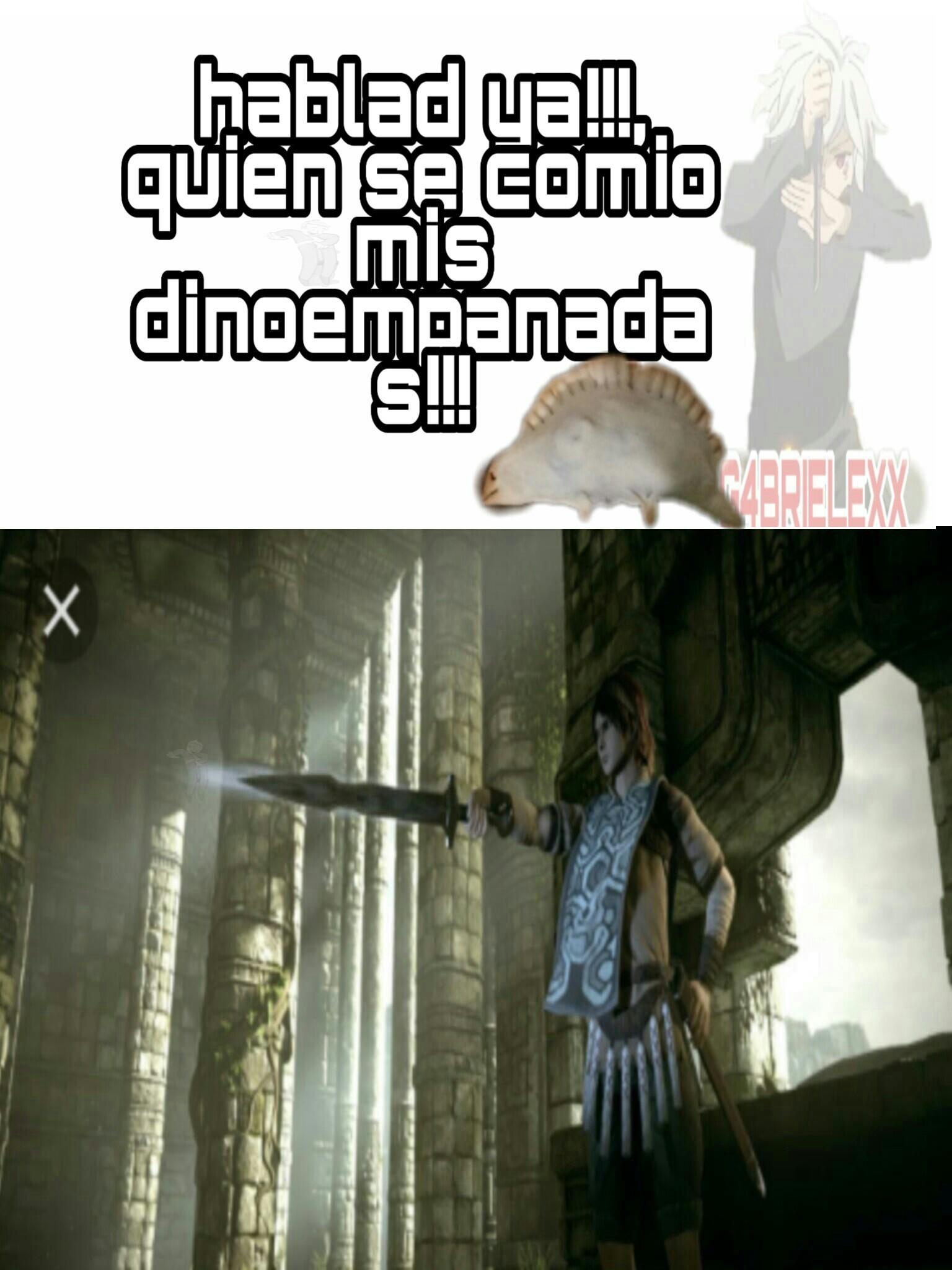 Dino - meme