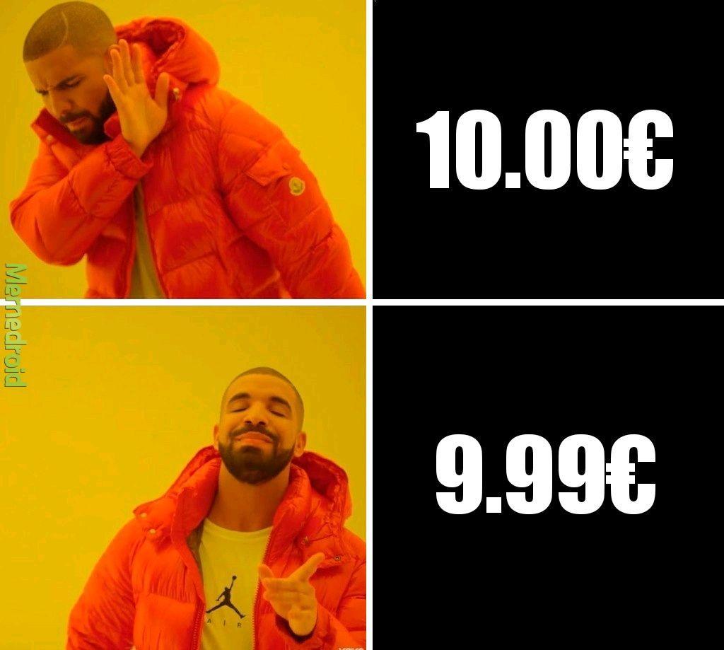 My deuxième meme