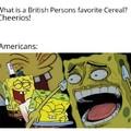 Laughs in British