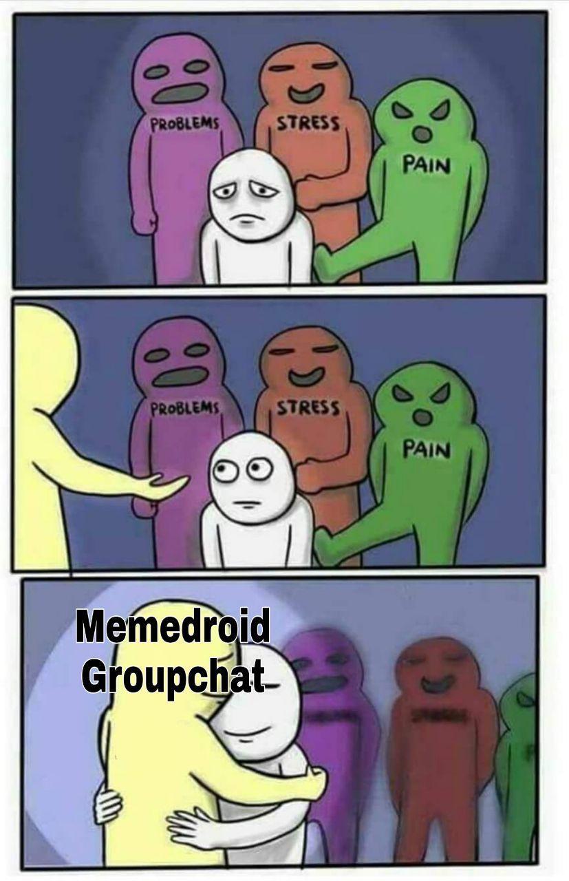 Mesaage @free4thee on telegram - meme