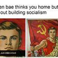 MMMMMMMMM...communism
