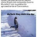 Brasil y el Coronavirus