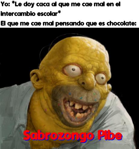 No es menrira, ERA chocolate, ahora es chocolate organico :troll: :trolldevil: - meme