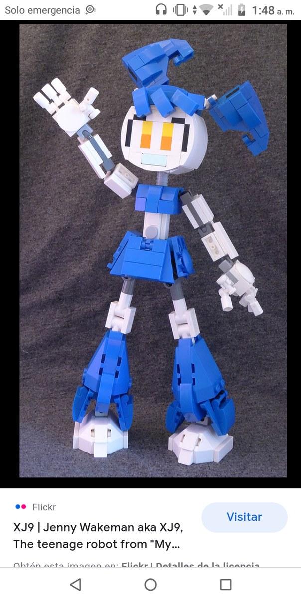 Jenny wakeman lego :D - meme