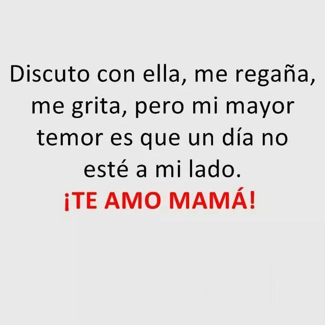 Quien ama a su mami*-*)/ - meme
