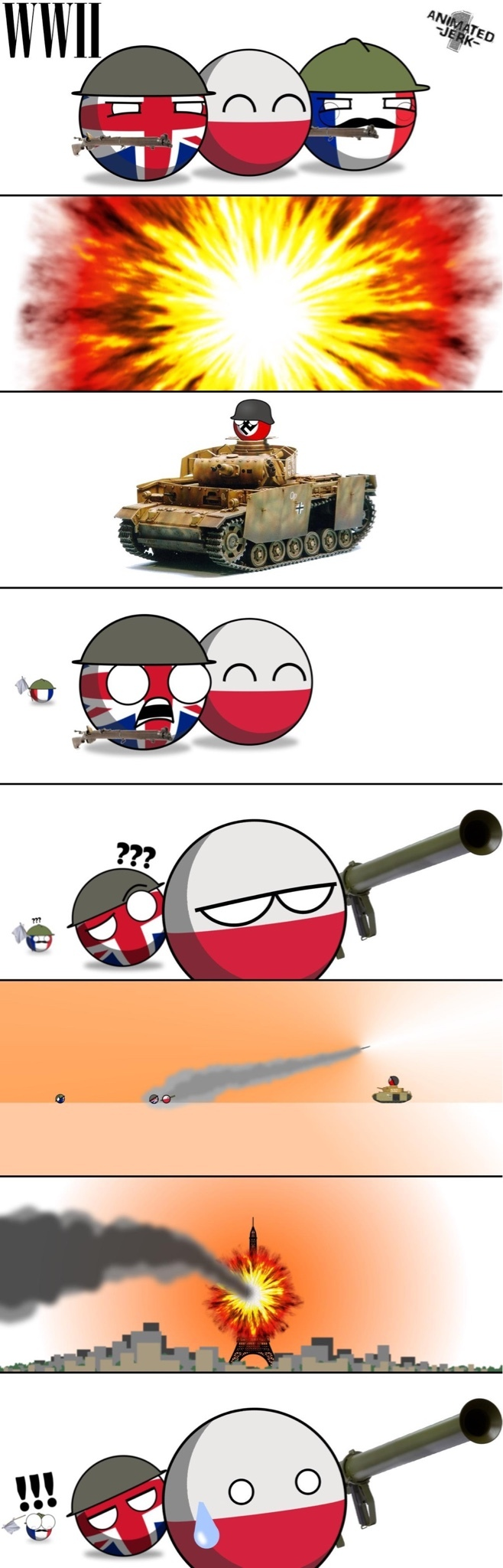 God Damn POLAND - meme