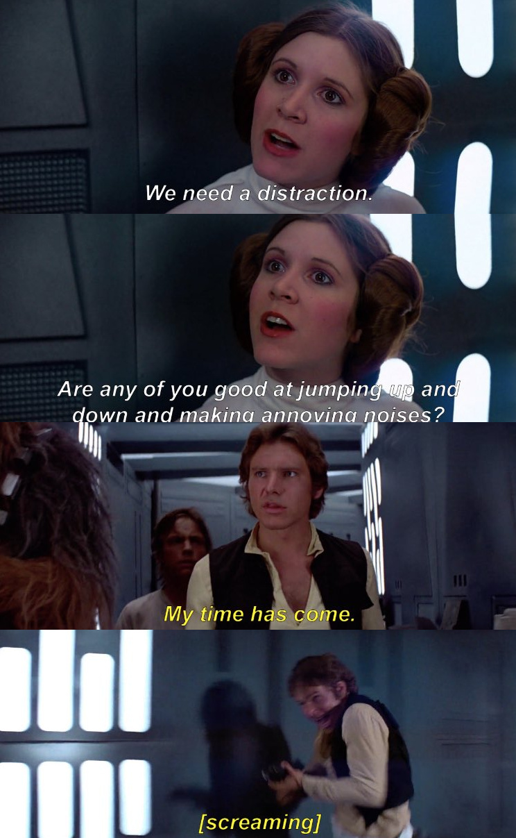I love that scene actually - meme