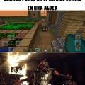 Juego el minecraft pe...soy pobre