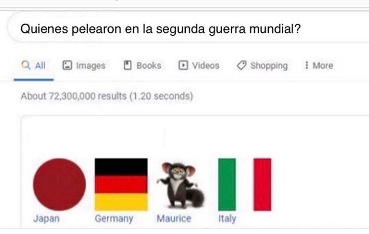 Moris - meme