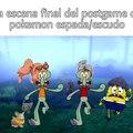 Los que jugaron el postgame de pokemon espada/escudo/gun entenderan