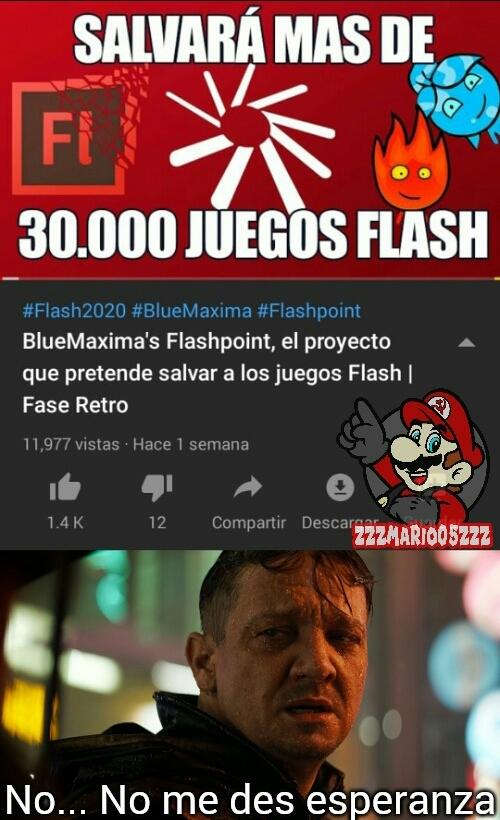 Vamos BlueMaxima's no me falles - meme