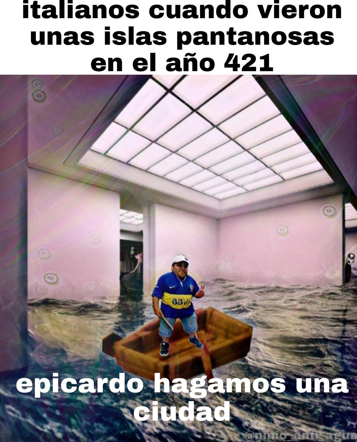 venecia - meme