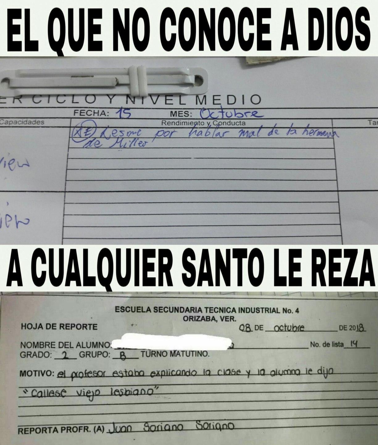 NO SOY UN TÍTULO! T-T-TÚ LO ERES!!! - meme