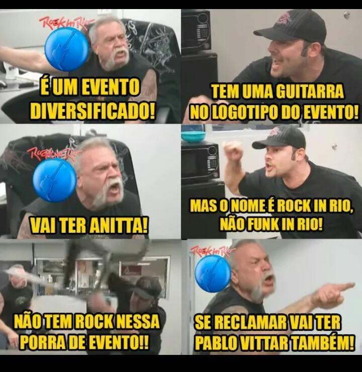Funk in Rio - meme