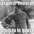 Quel gentil ce Staline